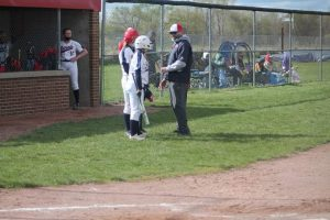 Isaiah Gainforth Has Done A Good Job As USA Patriots Softball Head Coach In His 4 Years At The Helm.