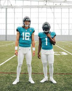 Trevor Lawrence & Travis Etienne Still Going To Be Teammates For The Jacksonville Jaguars Football Team.