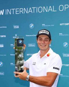 Viktor Hovland Won His 1st Career Victory On Sunday.