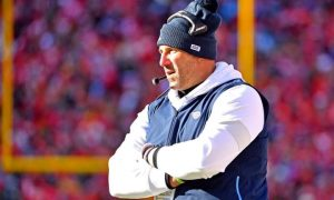Mike Vrabel Is One Of The 10 Best NFL Head Coaches Right Now.