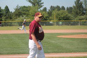 Dave Elliott Does A Good Job With The Reese Rockets Baseball Team & Program As Head Coach.