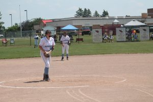 Piper Clark Is A Really Good Softball Player For The Richmond Blue Devils.