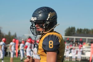 Will Case Is The Guy To Watch Out There For The 2021 North Huron Warriors Football Team.