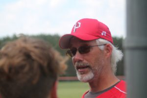 Chris Babcock Is A Very Good Baseball Minded Coach For The Peck Pirates.