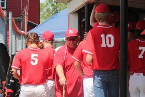 2021 Marlette Red Raiders Baseball Team Had A Remarkable Season Overall.