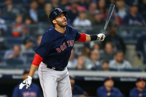 JD Martinez Has Done Very Well For The 2021 Boston Red Sox Team……..