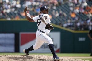 Detroit Tigers Sweep The Minnesota Twins To Start Off The 2nd Half Of The 2021 MLB Season On Sunday At Comerica Park In Detroit.