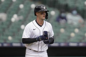 Zack Short Making A Good Impact Now For The Detroit Tigers……..