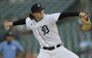 Casey Mize & The Detroit Tigers Got A Victory At Home On Monday Night Against The Texas Rangers.