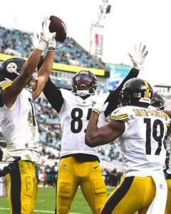 Pittsburgh Steelers Receiving Core Is Loaded Indeed In 2021.