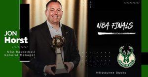 Jon Horst Has Done A Remarkable Job As GM For The Milwaukee Bucks Basketball Team.