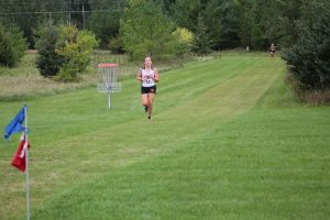 Maze Gusa Will Have A Good 2021 Campaign For The Ubly Bearcats Girls Cross Country Team……..