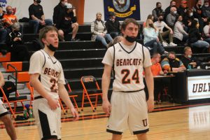 Levi & Evan Peruski Had Good Season For The Ubly Bearcats Sports Teams In The 2020-21 Campaign.