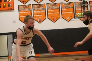 Kyle Sweeney Is A Good Competitor For The Ubly Bearcats In The Class Of 2022.