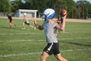 Jake Townsend Will Be One Of The Best QB's In The BWAC Conference & Also In The Whole Thumb Area In 2021.