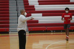 Mike Williams Is Now The Davison Cardinals Boys Basketball Team……..