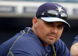 Kevin Cash Has Done A Good Job As Manager For The Tampa Bay Rays Baseball Team & Organization.