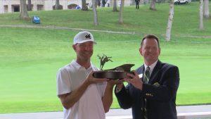 Lucas Glover Won The 2021 John Deere Classic Tournament.