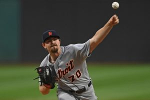 Detroit Tigers Had A Nice Outing From Starting Pitcher Tyler Alexander On Friday Night In Toronto.