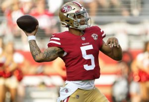 Trey Lance Will Be A Special QB For The San Francisco 49ers In The Future Years Ahead Of Him Coming Up In Santa Clara.