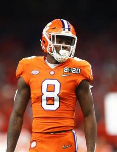 Justyn Ross Will Make A Good Impact At WR For The 2021 Clemson Tigers Football Team In Death Valley, South Carolina.