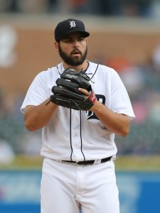 Detroit Tigers Got A Victory On Saturday Night At Comerica Park In Detroit.