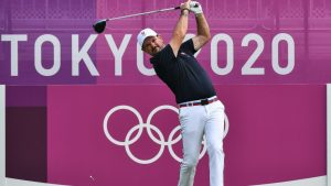 Rory Sabbatini Won The Silver Medal For The Slovakia Golf Team At The Tokyo Summer Olympics On Sunday.