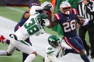 Sony Michel Is Going To Help The 2021 Los Angeles Rams Football Team At RB On Offense.