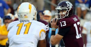 Haynes King Got The Starting QB Job For The 2021 Texas A&M Aggies Football Team In College Station.