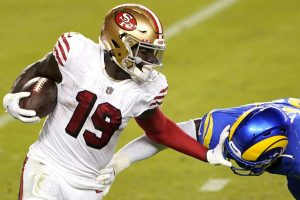 Deebo Samuel Was Brilliant For The San Francisco 49ers In The Opener On The Road On Sunday……