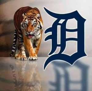 Detroit Tigers Lose The Series To The Kansas City Royals On Sunday At Comerica Park In Detroit.