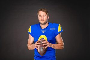 Matthew Stafford Will Have A Good Season At QB For The 2021 Los Angeles Rams Football Team.