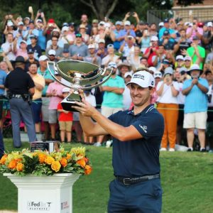 Patrick Cantlay Won The 2021 Tour Championship & The FedEx Cup Standings.