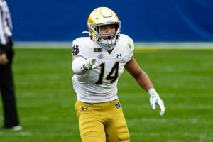 Kyle Hamilton Will Be A NFL Safety In 2022-Present.