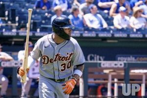 Harold Castro Came Thru In The Clutch For The Detroit Tigers.