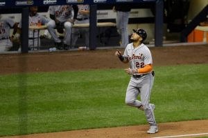 Victor Reyes Led The Detroit Tigers To A Victory Over The Chicago White Sox At Comerica Park In Detroit.