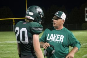Ron Dubs Does A Good Job With The EPB Lakers Football Team As DC & Head Coach In Baseball Too.