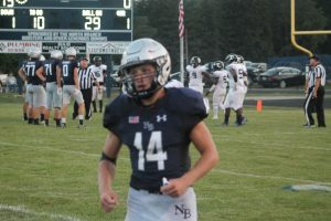 Aidan Swoish Will Be A Special RB For The North Branch Broncos Football Team.