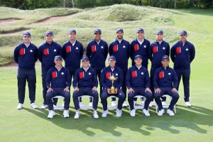 USA Won The 43rd Ryder Cup At Whistling Straits In Kohler, Wisconsin……