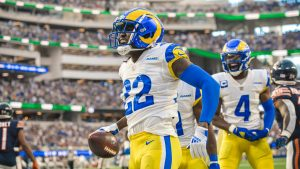 David Long Jr. Played A Lot On Sunday Night Football For The 2021 Los Angeles Rams.