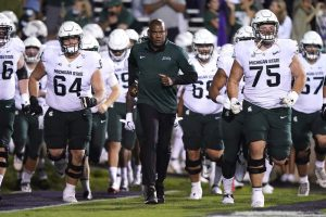 Michigan State Spartans Got A Road Victory On Saturday In Piscataway.