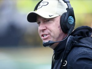Brian Brohm 2 Best Wins As A Head Coach For The Purdue Boilermakers Football Team & Program In His 5 Years In West Lafayette, IN.