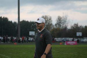Kyle Rowley Doing A Good Job As Head Coach For The 2021 Armada Tigers Football Team & Program.