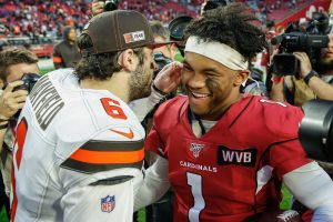 Kyler Murray Guide The Arizona Cardinals To A Road Victory Against The Cleveland Browns.