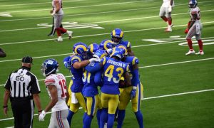Los Angeles Rams Got A Victory At Home On Sunday Against The New York Giants…….